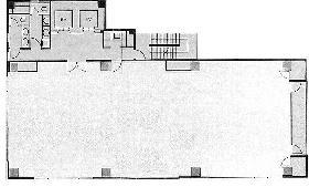 日本橋小網ビル:基準階図面