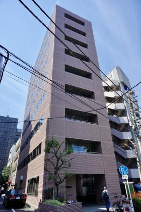 日本橋小網ビルの外観写真
