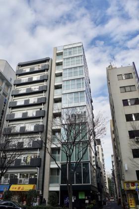 NSK日本橋浜町ビルの外観写真