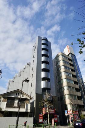 日本橋久松町堀ビルの外観写真