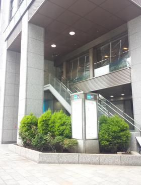 E・T・S室町ビルの内装