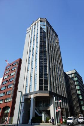 E・T・S室町ビルの外観写真