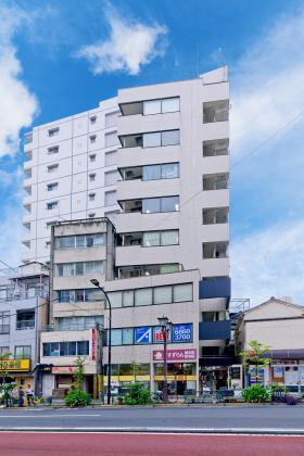 大和駒込ビルの外観写真