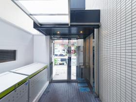 大和駒込ビルの内装