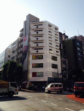 メゾン渋谷ビルの外観写真
