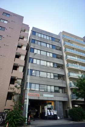 渋谷MKビルの外観写真