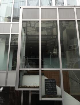 DIX神南ビルのエントランス