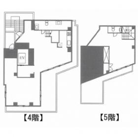 F93 Nanpeidai:基準階図面