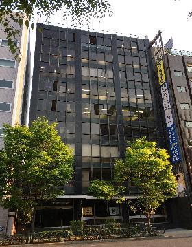 ラボ東京ビルの外観写真