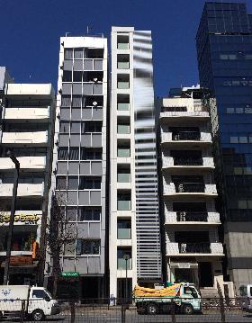 いちご四谷四丁目ビル (旧)COI四谷4丁目の外観写真