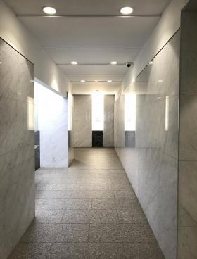 麹町HFビルの内装