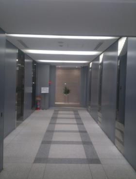 KDX西新橋ビルの内装