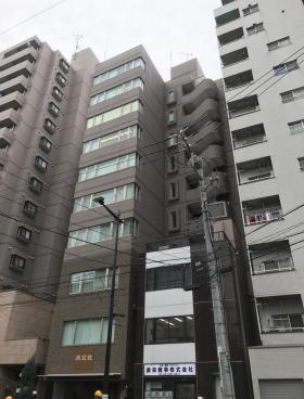 菅屋ビルの外観写真