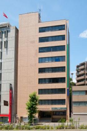 HF五反田ビルディングの外観写真
