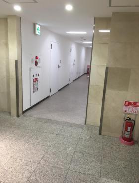 HF五反田ビルディングの内装