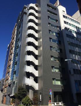 霞ビルの外観写真