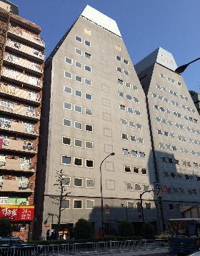 ラベルティ新宿ビルの外観写真