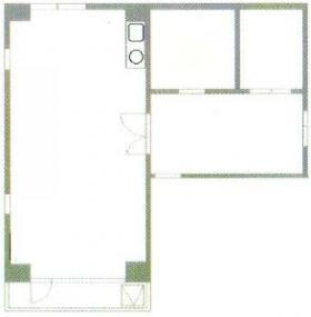 YKBマイクガーデンビル:基準階図面