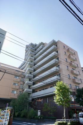 大島神田ビル(アピタシオン大島)の外観写真