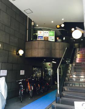 新宿ダイカンプラザビズネス清田ビルの内装