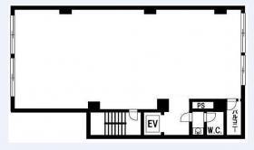 NEW VALUE駒沢ビル:基準階図面