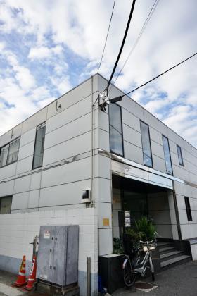 田中第2別館ビルの外観写真