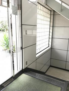 田中第2別館ビルの内装