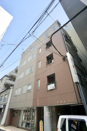宮田ビルの外観写真