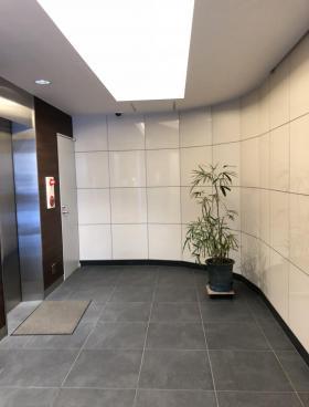 セルコンスクエアビルの内装