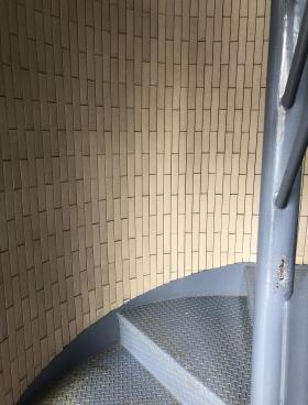 ヤマヨビルの内装