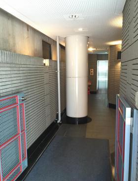 東信入船ビルの内装
