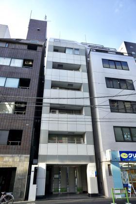 東信入船ビルの外観写真
