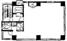 パインクレストビル:基準階図面