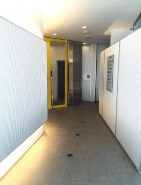 昭美京橋第一ビルの内装