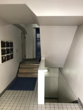 ばんだいビルの内装