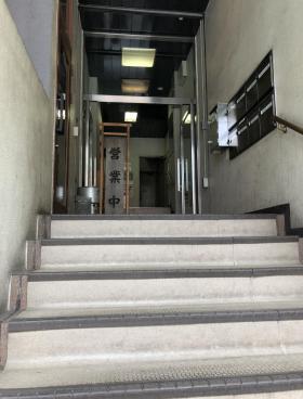 須田ビルの内装
