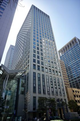 新丸の内センタービルの外観写真