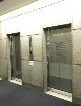 TCUビルの内装