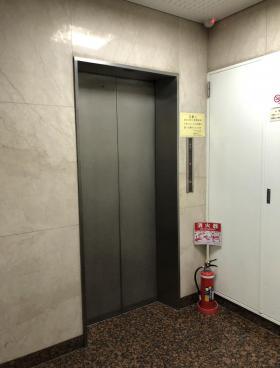 千代田共同ビルの内装