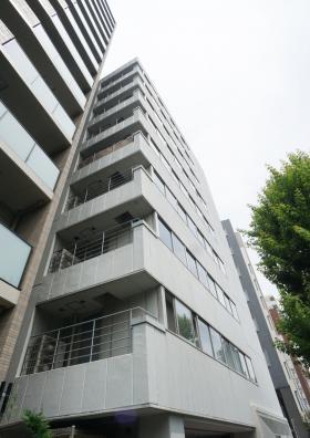 growth ginza east(吉本ビル)ビルの外観写真