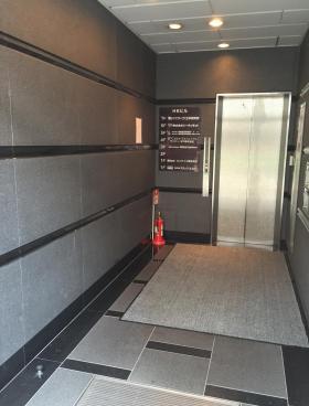 HKビルの内装