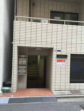 平田湊ビルの内装