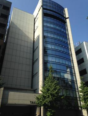 神田竹尾ビルの外観写真