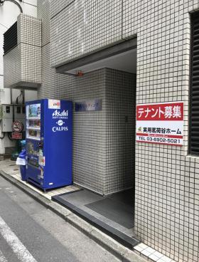 錦町ビルディングのエントランス