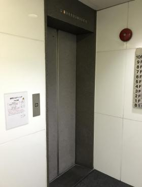 錦町ビルディングの内装