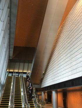 飯田橋グラン・ブルームの内装