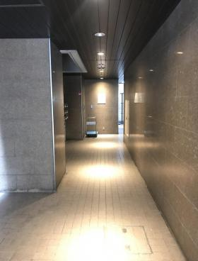 武蔵野ビルの内装