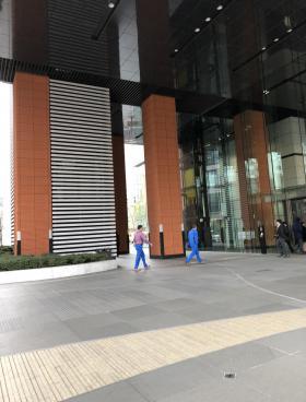 JR神田万世橋ビルの内装