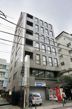 富美栄ビルの外観写真