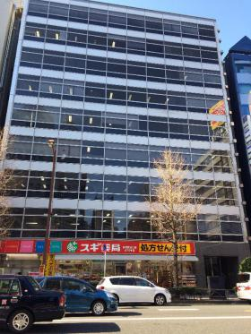 ビジョンオフィス神田(神田パークプラザ)ビルの外観写真